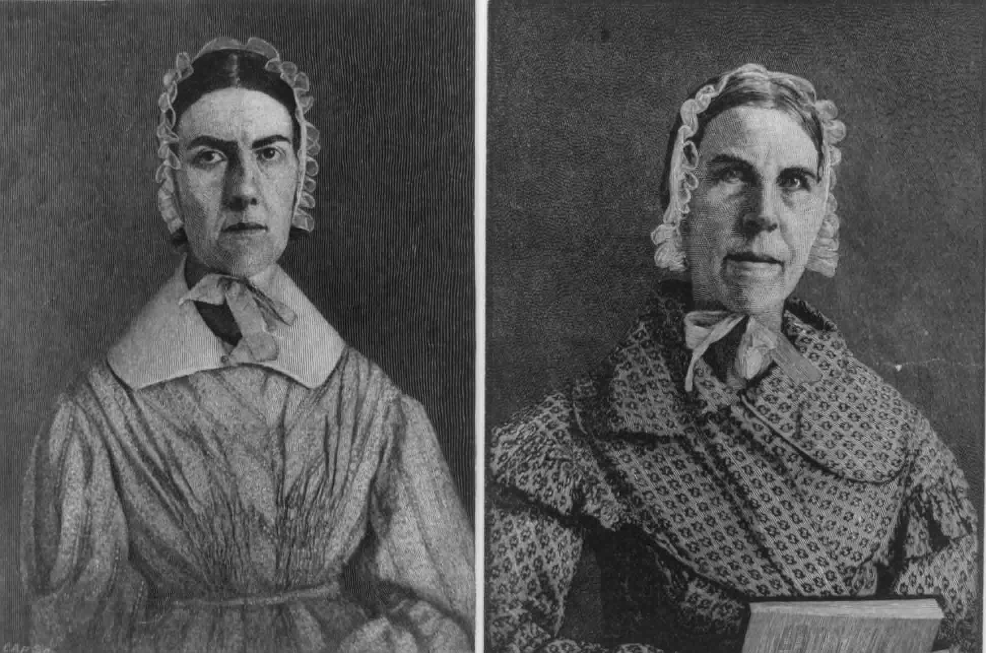 Ford Core 2: Sarah and Angelina Grimké: The Women Who Acted, by Bela B